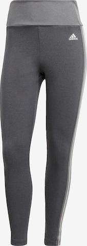 ADIDAS PERFORMANCE Sporthose 'W 3S 78 TIG' in Grau