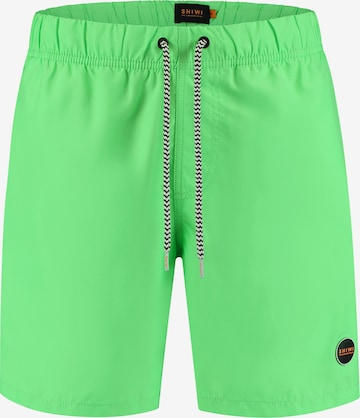 Shiwi Swimming Trunks 'Solid mike' in Green