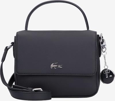 LACOSTE Handtasche in schwarz / silber, Produktansicht