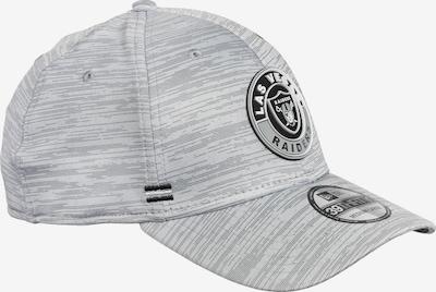 NEW ERA Casquette '39thirty Las Vegas Raiders On-Field Sideline Road Cap' en bleu marine / gris clair / rouge sang / blanc, Vue avec produit