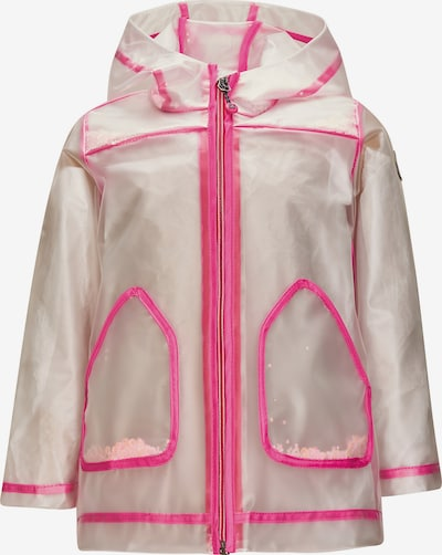 KILLTEC Funktionsjacke in pink / transparent, Produktansicht