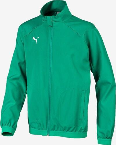 PUMA Jacke in grün, Produktansicht