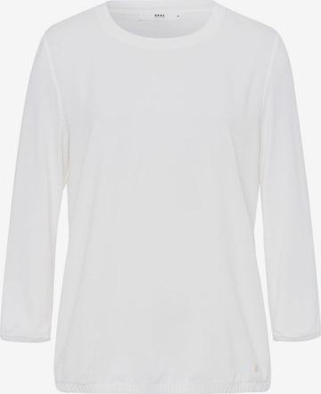 BRAX Shirt in Weiß
