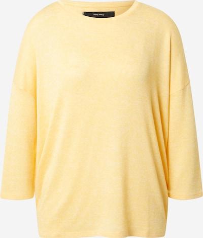 VERO MODA Pullover 'BRIANNA' in gelbmeliert, Produktansicht