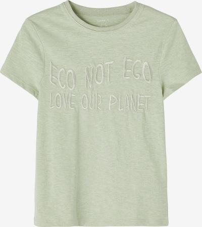 Maglietta 'Fria' NAME IT di colore verde pastello, Visualizzazione prodotti