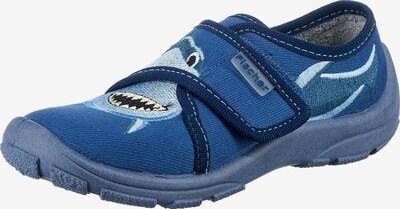 Fischer-Markenschuh Schuh in aqua / schwarz / weiß, Produktansicht