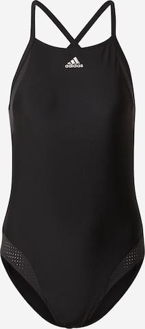 ADIDAS PERFORMANCESportski kupaći kostim 'SH3.RO' - crna boja