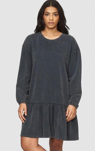 Cotton Candy Kleid 'TÜLIN' in grau, Modelansicht