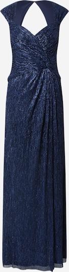 Adrianna Papell Robe de soirée en bleu foncé, Vue avec produit