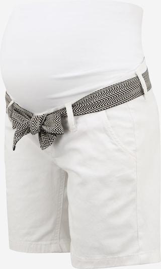 Noppies Shorts 'Edgewood' in grau / weiß, Produktansicht