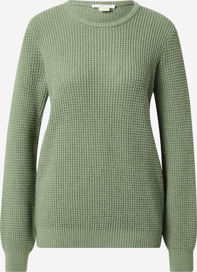 SKFK Pullover 'IRADI' in grün, Produktansicht
