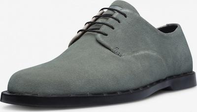 CAMPER Schnürschuhe ' Twins ' in grau, Produktansicht