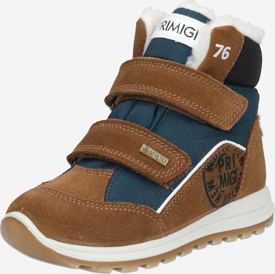 PRIMIGI Schuhe 'PTIGT 63567' in navy / braun, Produktansicht