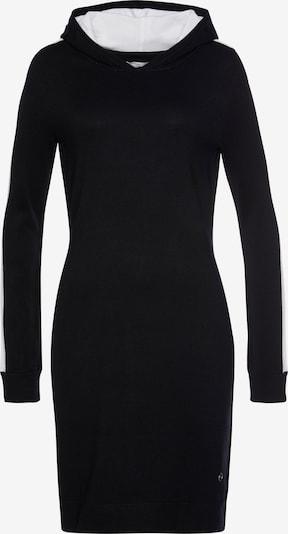 TAMARIS Strickkleid in schwarz, Produktansicht