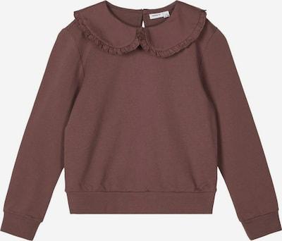 Felpa NAME IT di colore marrone, Visualizzazione prodotti