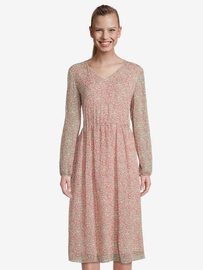 Betty & Co Kleid in mint / pitaya / pastellpink, Modelansicht