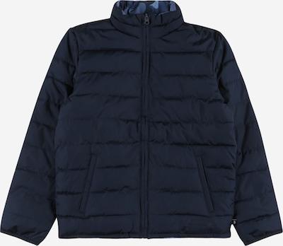 GAP Veste mi-saison en bleu foncé, Vue avec produit