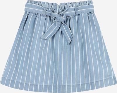 Marc O'Polo Junior Suknja u svijetloplava / bijela, Pregled proizvoda