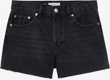 MANGO Jeans 'HAILEY' in Black