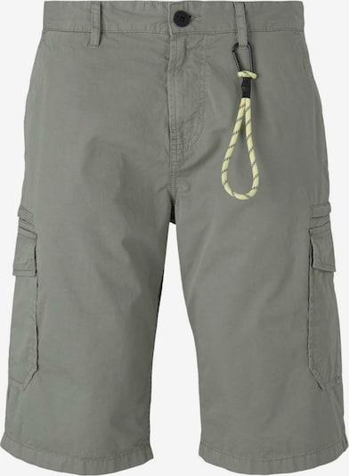 Pantaloni cu buzunare TOM TAILOR DENIM pe verde, Vizualizare produs