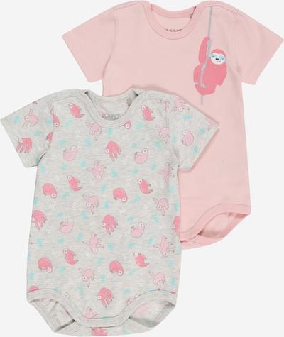 KANZ Бебешки гащеризони/боди в синьо / светлосиньо / сиво / розово / бледорозово, Преглед на продукта
