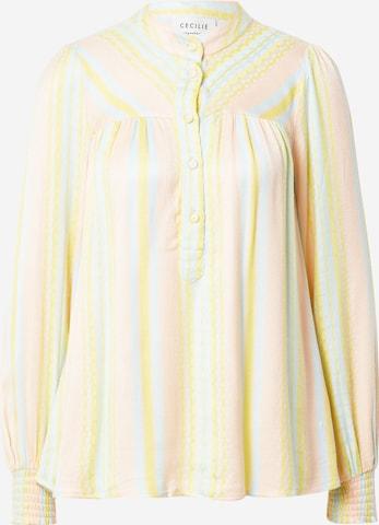 Cecilie Copenhagen Shirt 'Sarah' in Mixed colors
