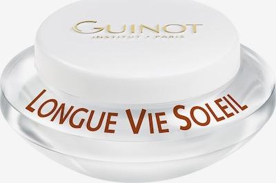 Guinot Sonnencreme 'Longue Vie Soleil Visage' in weiß, Produktansicht