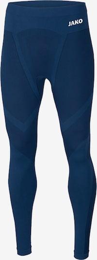 JAKO Sportunterhose in navy / weiß, Produktansicht