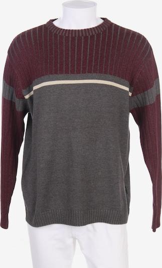 LERROS Sweater & Cardigan in XL in Anthracite / Burgundy, Item view
