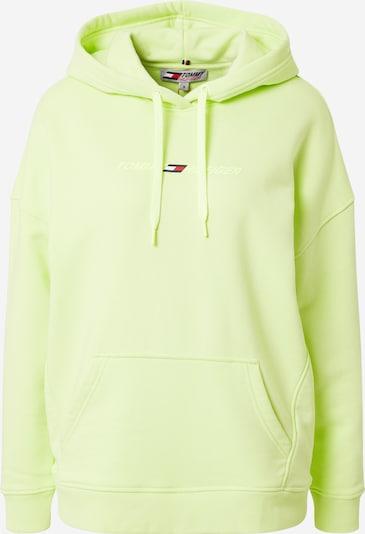 Tommy Sport Sweat de sport en vert clair, Vue avec produit