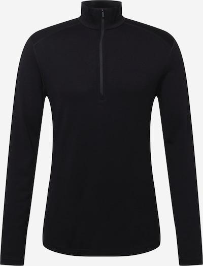 ICEBREAKER Športový sveter - čierna, Produkt