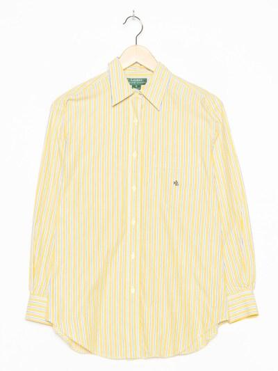 RALPH LAUREN Bluse in XL in gelb, Produktansicht