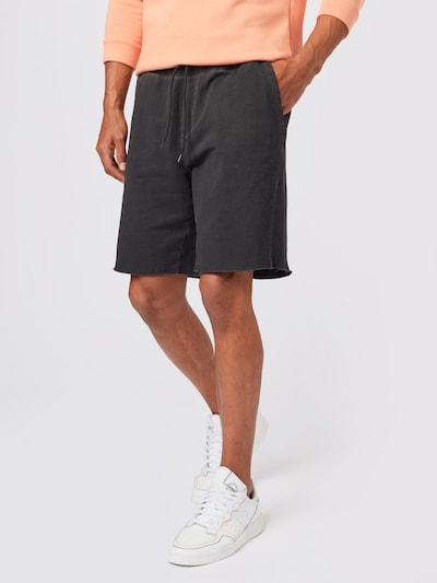 Only & Sons Pantalon 'BILLY' en noir, Vue avec modèle