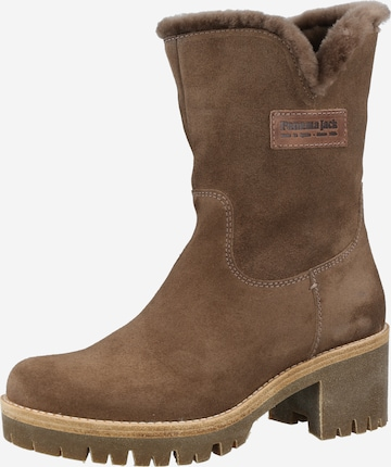 PANAMA JACK Boots 'Prim Igloo' in Grey