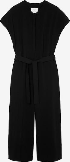 Marc O'Polo Pure Jumpsuit in schwarz, Produktansicht