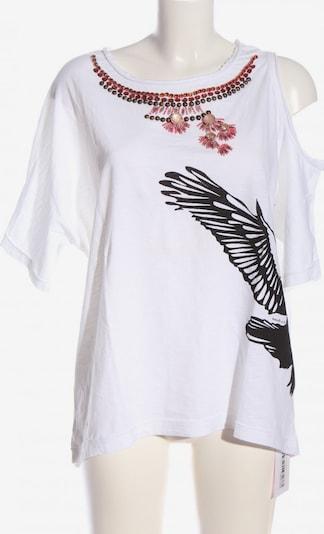 Annarita N Schlupf-Bluse in L in schwarz / weiß, Produktansicht