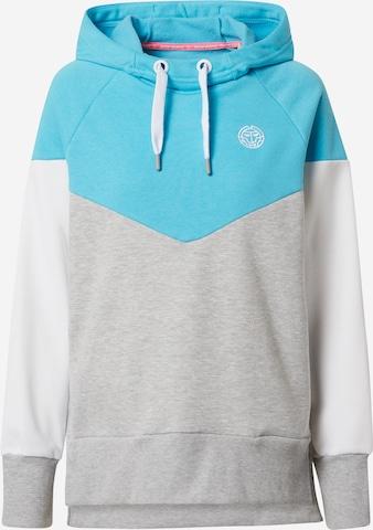 BIDI BADU Athletic Sweatshirt 'Flavia' in Grey
