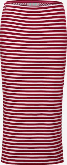 STREET ONE Skirt in Red / White, Item view