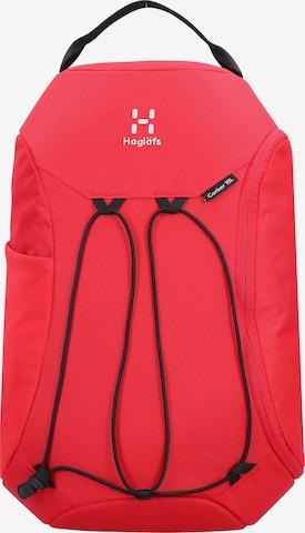 Haglöfs Rucksack 'Corker' in Red