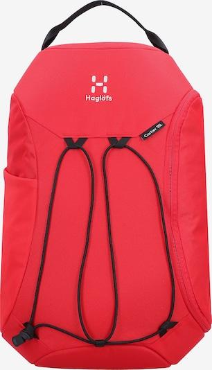 Haglöfs Sportrugzak 'Corker' in de kleur Rood / Zwart / Wit, Productweergave