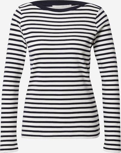 Marškinėliai iš TOM TAILOR DENIM , spalva - tamsiai mėlyna / balta, Prekių apžvalga