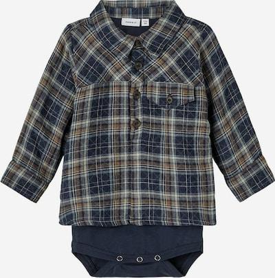 NAME IT Overhemd in de kleur Blauw / Gemengde kleuren, Productweergave