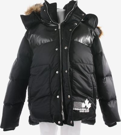 DSQUARED2  Winterjacke / Wintermantel in XXS in schwarz, Produktansicht