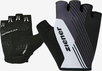 ZIENER Fingerhandschuh 'CRISTOFFER' in schwarz, Produktansicht