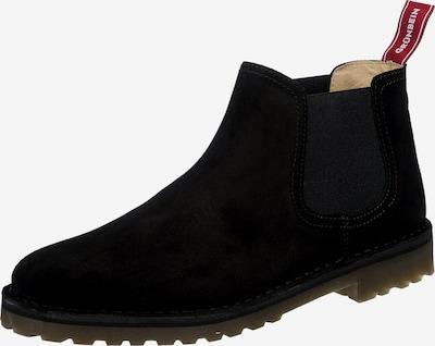 Grünbein Stiefelette in schwarz, Produktansicht