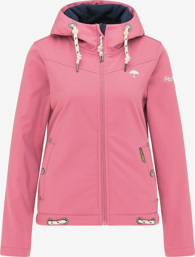 Schmuddelwedda Jacke in rosa, Produktansicht