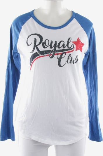 Rich & Royal Langarmshirt in S in mischfarben / weiß, Produktansicht