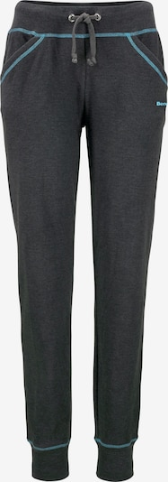 BENCH Pants in Turquoise / Anthracite, Item view