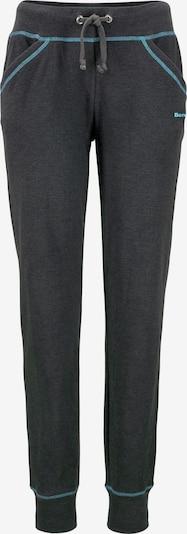 BENCH Pantalon en turquoise / anthracite, Vue avec produit