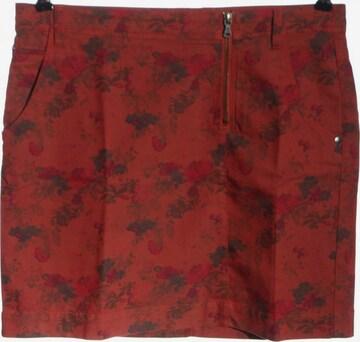 Sandwich Skirt in M in Red
